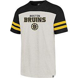47 NHL BOSTON BRUINS ENDGAME 47 CLUB TRI- COLORED TEE - Pánske tričko