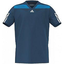 adidas B BARR SEMIFIT - Detské tenisové tričko