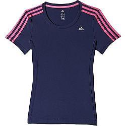 adidas CLIMA 3SESS TEE - Dámske tričko
