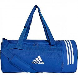adidas CONVERTIBLE 3-STRIPES DUFFEL MEDIUM - Športová taška