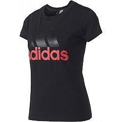 adidas ESS LI SLI TEE - Dámske tričko