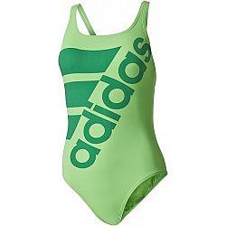 adidas SOLID SWIMSUIT - Dámske jednodielne  plavky