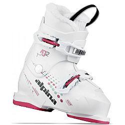 Alpina AJ2 G - Dievčenská zjazdová obuv