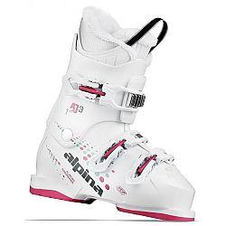 Alpina AJ3 G - Dievčenská zjazdová obuv