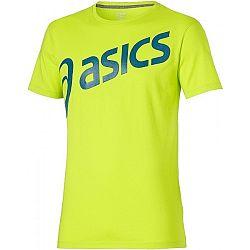 Asics LOGO SS TOP - Pánske tričko