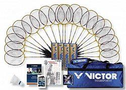 Bedmintonový set Victor Maxi Paket 20 rakiet