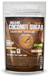 Bio kokosový cukor Natural 1kg