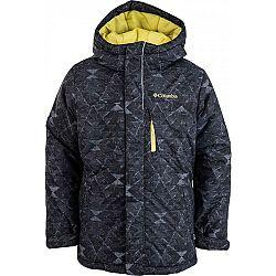 Columbia ALPINE FREE FALL JACKET B. - Chlapčenská zimná bunda