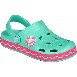 Coqui FROGGY - Detské sandále