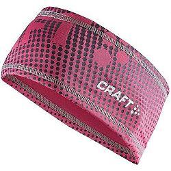 Craft LIVIGNO - Funkčná bežecká čelenka