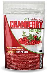 Cranberry Extract - brusnicový extrakt 100g