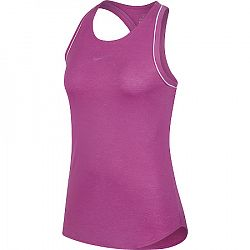 Dámske tričko Nike Court Dri-FIT Fuchsia