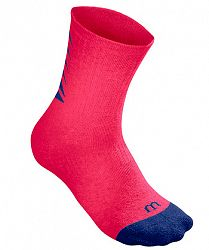 Detské ponožky Wilson Seasonal Crew Yellow/Red/Grey 3 Pack