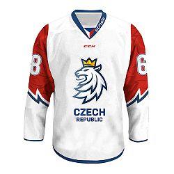 Dres CCM Český hokej biely