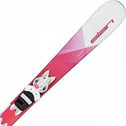 Elan LIL STYLE QS+EL 4.5 - Detské zjazdové lyže