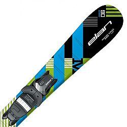 Elan MAXX BLK BLUE QS + EL 4.5 - Chlapčenské zjazdové lyže