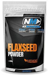FlaxSeed Powder - prášok z ľanových semienok Natural 400g