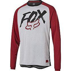 Fox Sports & Clothing RANGER DR LS JRSY YT - Detský cyklistický dres