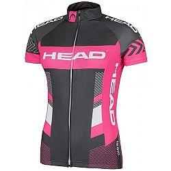 Head LADY JERSEY TEAM - Dámsky cyklistický dres
