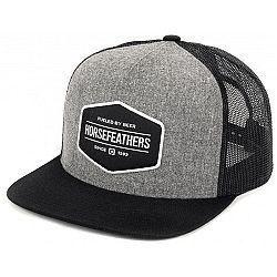 Horsefeathers CONVOY CAP - Štýlová truckerka