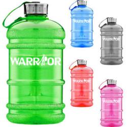 Hydrátor - Kanister na vodu Warrior 2,2l zelená GREEN