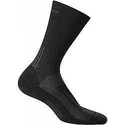 Icebreaker HIKE LIGHT CREW - Pánske turistické ponožky