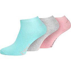 Kappa ZERAZ 3 PACK - Dámske ponožky