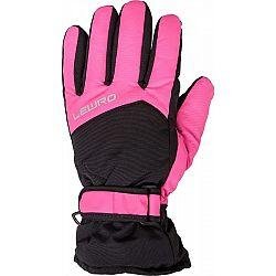Lewro BASY - Detské lyžiarske rukavice