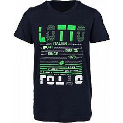 Lotto II TEE LOGO B CZ L - Detské tričko