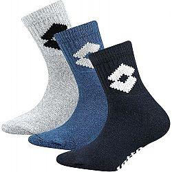 Lotto PONOŽKY 6 - 3 PÁRY - Detské ponožky
