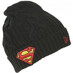New Era HERO CUFF SUPERMAN - Štýlová zimná čiapka