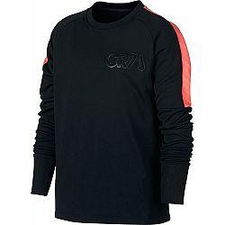 Nike CR7 NK DRY CREW TOP - Chlapčenské futbalové tričko
