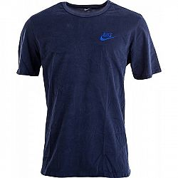 Nike TEE-EMBRD FUTURA - Pánske tričko
