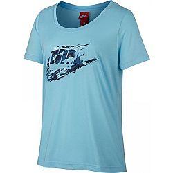 Nike W NSW TEE SCOOP ROCK GRDN - Dámske tričko