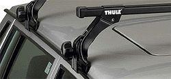 Nosné upevnenie na strešný box Thule 951