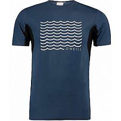 O'Neill PM EVOLVER S/SLV RASHGUARD - Pánske športové tričko