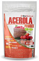 Organic Acerola Powder - Bio prášok z Aceroly 100g