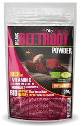Organic Beetroot Powder - Bio prášok z červenej repy 200g