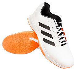 Pánská sálová obuv adidas Counterblast Bounce White/Orange