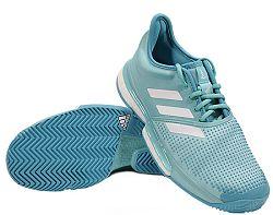Pánska tenisová obuv adidas SoleCourt Boost Parley Blue