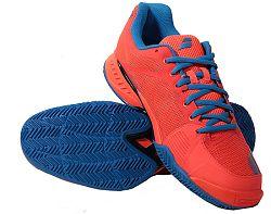 Pánska tenisová obuv Babolat Jet Team Clay Fluo Red