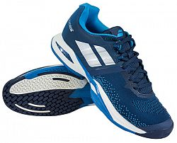 Pánska tenisová obuv Babolat Propulse Blast All Court Blue/Blue