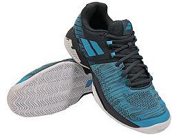 Pánska tenisová obuv Babolat Propulse Blast Clay Grey/Blue