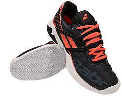 Pánska tenisová obuv Babolat Propulse Fury Clay Black