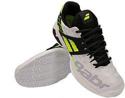 Pánska tenisová obuv Babolat Propulse Fury Clay White
