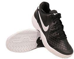 Pánska tenisová obuv Nike Air Zoom Resistance Black/White