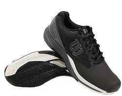Pánska tenisová obuv Wilson Rush Pro 3.0 Clay Black/White