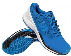 Pánska tenisová obuv Wilson Rush Pro 3.0 Clay Blue/White