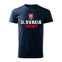 Pánske tričko Hockey Slovakia