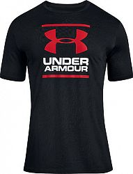 Pánske tričko Under Armour GL Foundation SS T Black